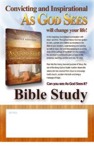 As God Sees Postcard