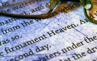Scripture is powerful.